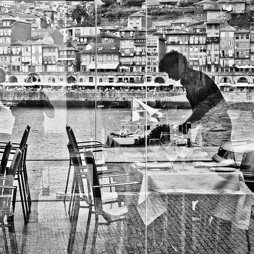 Sombras en el Douro   by vigotski (Javier)