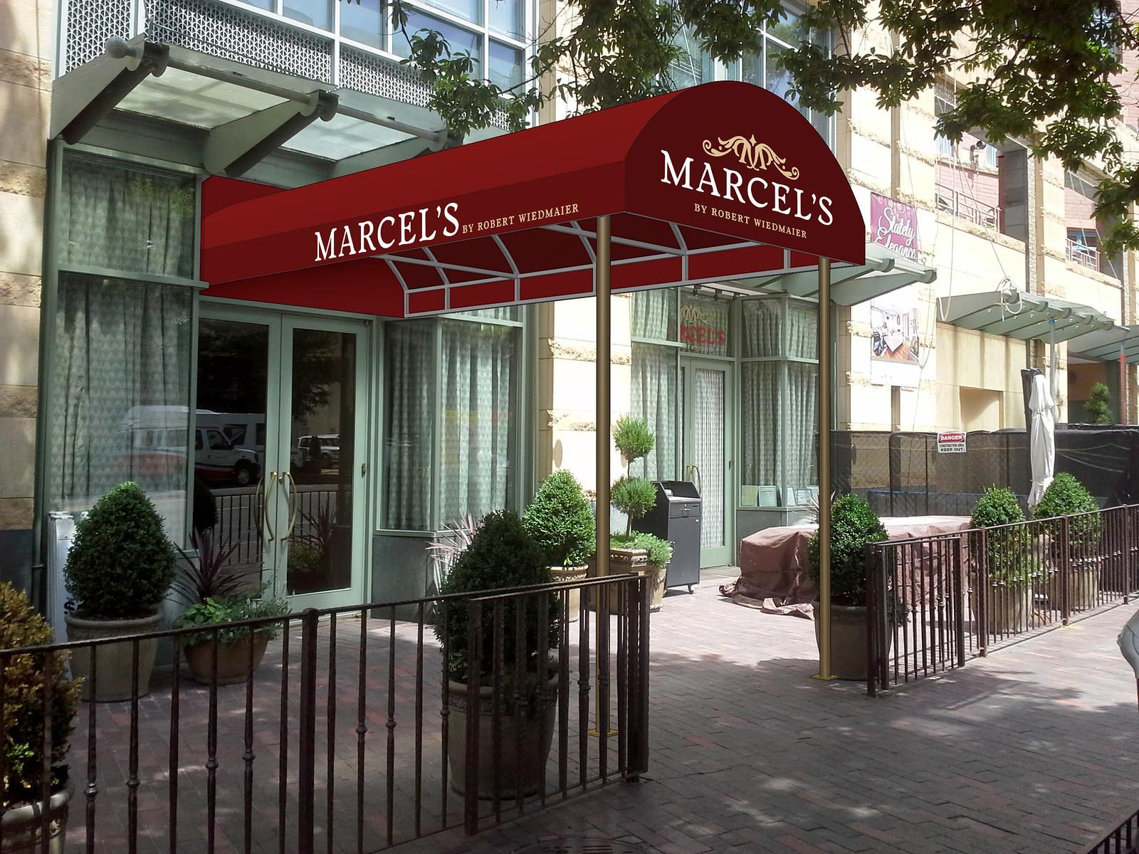 Marcel's Rendering