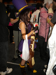 Caitlyn, The Sheriff of Piltover from League Of Legends.
