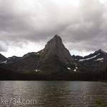 Pyramid Peak and Glenns Lake