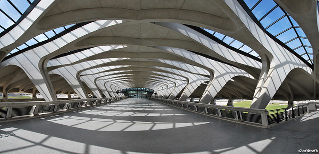 Lyon Saint Exupéry airport, railway station, part 2