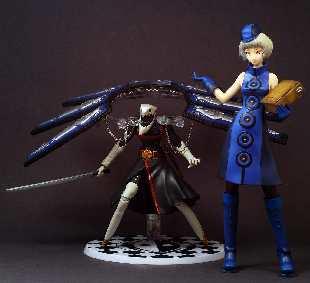 Elizabeth Persona 4 Arena Or Would You Like To Regis
