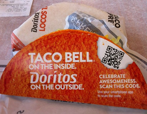 Doritos Locos Tacos from Taco Bell (2012)   by Paxton Holley