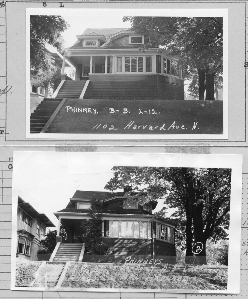1102 HAVARD AVE N SEATTLE 1937 AND 1957 THIS WAS THE HOM FLICKR
