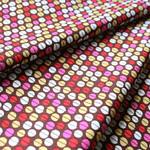 Anthology Fabrics(アンソロジー・ファブリックス)Desert Daydreams PR418 マルチカラーの水玉