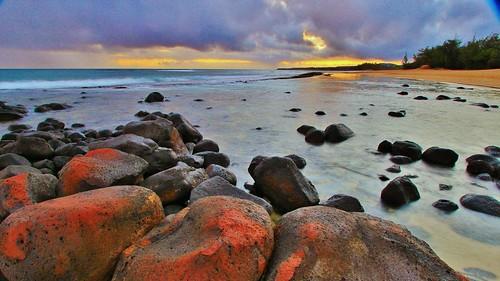 ocean seascape sunrise hawaii maui northshoremaui