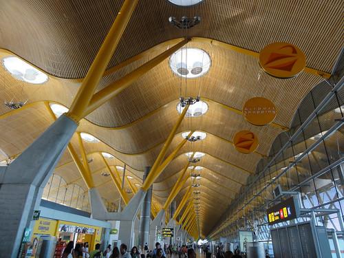Madrid airport | by Kent Wang