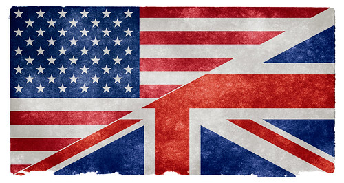 English Language Grunge Flag | by Free Grunge Textures - www.freestock.ca