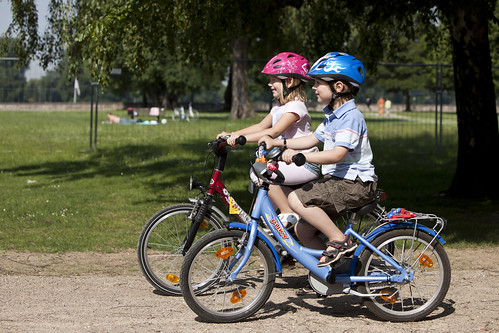 Children Cycling | by European Cyclists' Federation