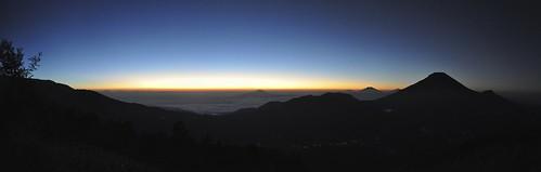 sunrise indonesia batur centraljava
