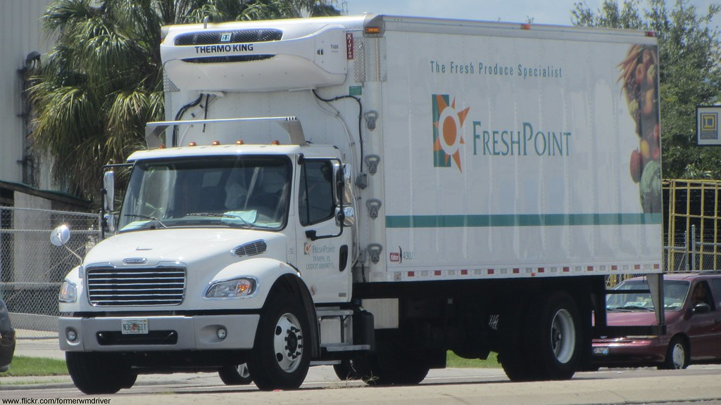 FreshPoint - Freightliner M2 106 / Kidron Thermo King T-60