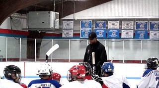 Brad Perry coaching a hockey school in Chicago 22 | by Brad Perry