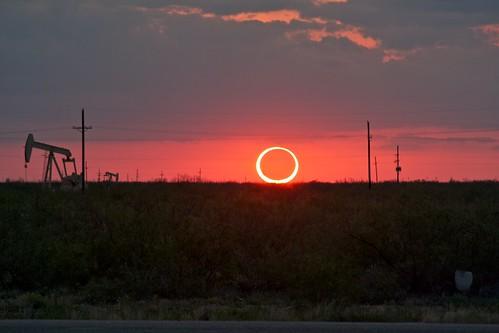 texas tx midland 2012 solareclipse