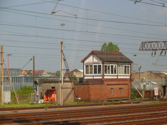 Willseden Carriage Shed North 220512