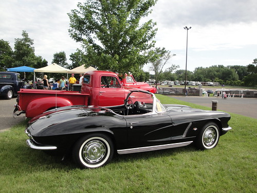 62 Chevrolet Corvette | by Crown Star Images