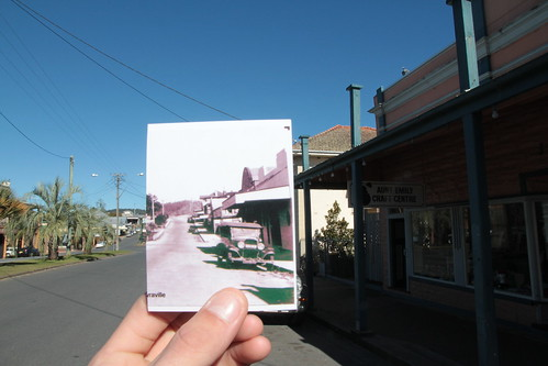 High St Bowraville, 1934 | by ABC Open Coffs Coast Community