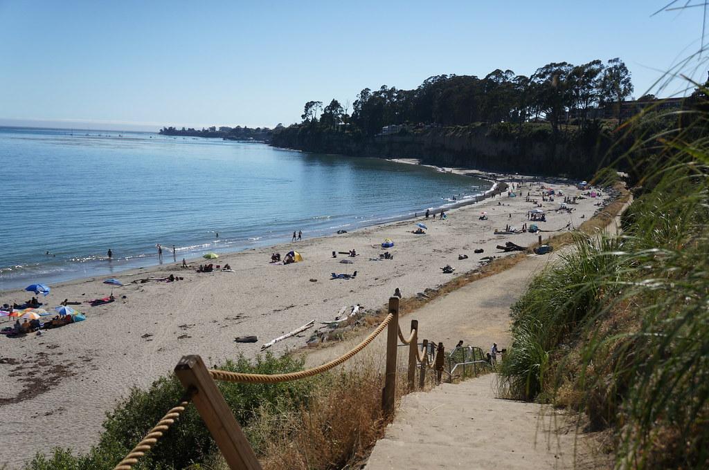 New Brighton State Beach - mjambon
