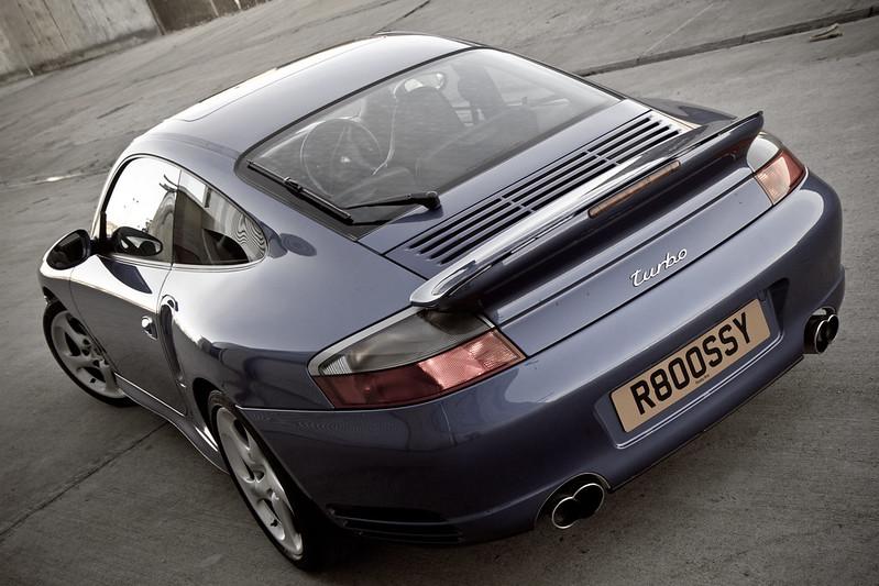Porsche 911 (996) Turbo – 2000