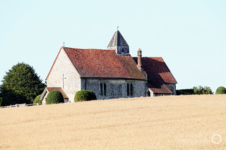St Hubert's Idsworth - Chapel in the fields | by Hexagoneye Photography