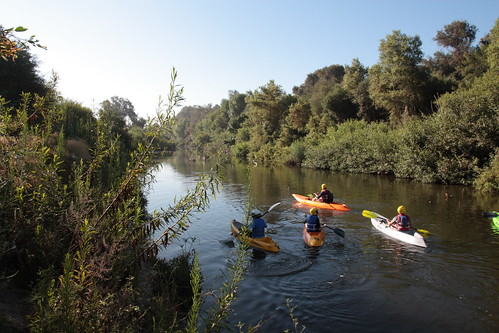 Paddle the LA River 2012 | by U.S. Army Corps of Engineers Los Angeles District