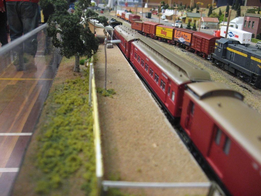 Jenke by Coolibah Rail