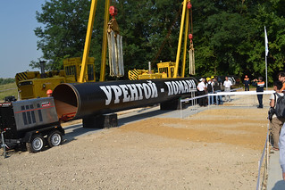 Gas pipeline | by World Bank Photo Collection