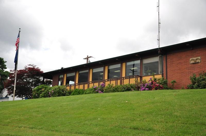 Yoncalla City Hall