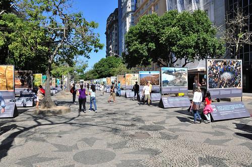 Rio+20 - A Terra Vista do Céu - Foto: Alexandre Macieira Riotur