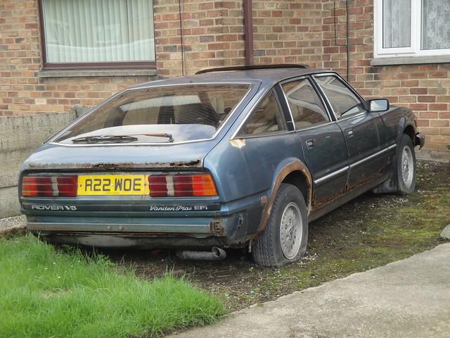 1983 Rover 3500 Vanden Plas