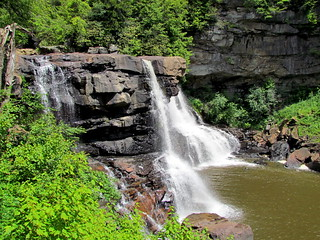Blackwater Falls Blackwater State Park WV 8198 | by bobistraveling
