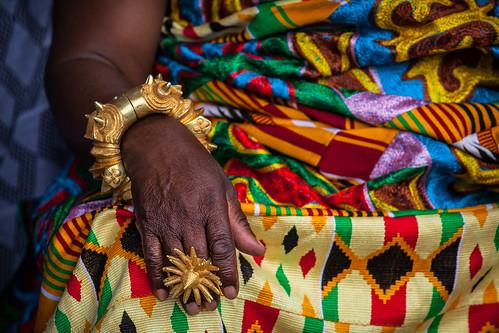 Akwasidae Festival, Kumasi - Ghana