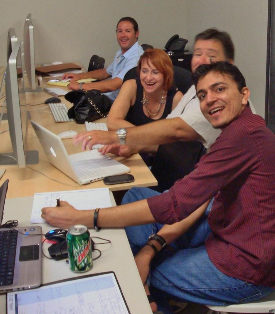 Team Med Angel Gets Under Way Friday Night Startup Weeke Flickr