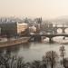 Karlsbrücke Panorama, Prague by skoeber