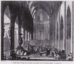 Cordelier - mort Lescuyer