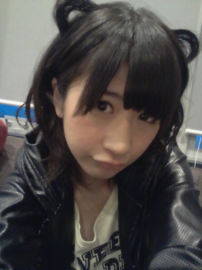  石田晴香  てんてんてん`・ω・´ #ishidaharuka #akb48