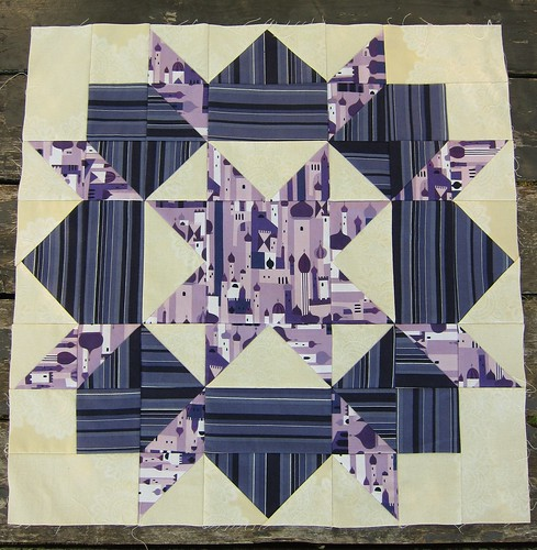 P & B Swoon Block 9 | by Everyday Fray