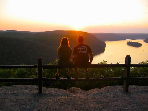 sunset pennsylvania lancastercounty susquehannariver pinnacleoverlook sunsetsoonforgotten holtwoodpa martictownship holtwoodenvironmentalpreserve