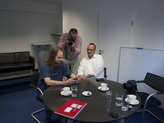 Interview mit BILD | by hille_crane