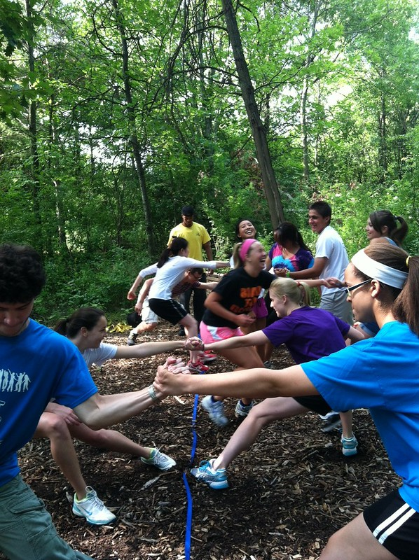 Leadership Challenge Course 3