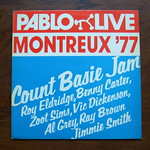 Count Basie Jam - Roy Eldridge, Benny Carter, Zoot Sims, Vic Dickenson, Al Grey, Ray Brown, Jimmie Smith, Pablo Live Montreux '77