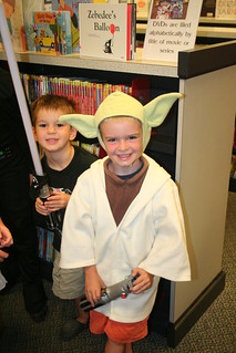 Star Wars Party 2012