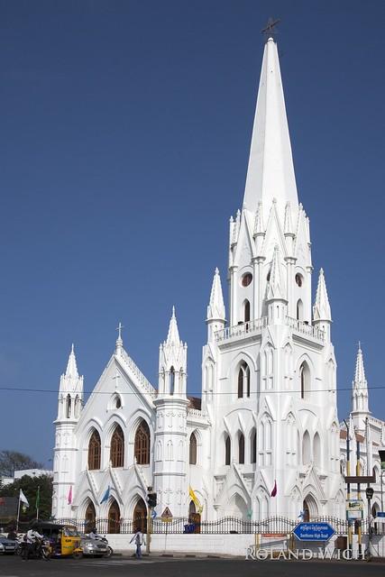 Chennai - St Thomas Basilica