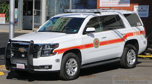 North White Plains FD Car 2321 Photo