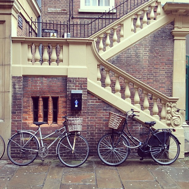 Bicycles in #cambridge #bicycles: Week 17 of 52