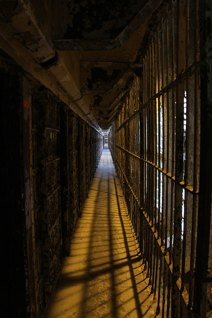 Ohio State Reformatory - East Cell Block