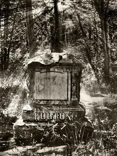 FULTON Grave