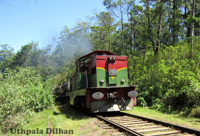 Sri Lanka Railways Class M6