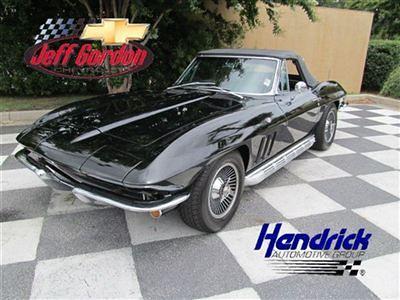 1965 Corvette Convertible For Sale At Jeff Gordon Chevrole… | Flickr