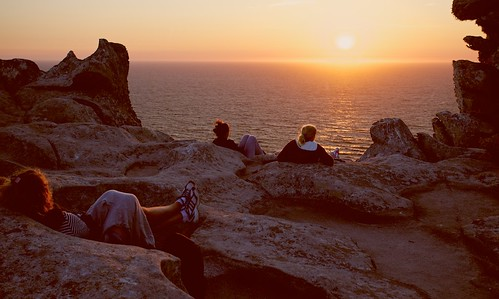 Watching the Sunset from Alto do Principe | by PincasPhoto
