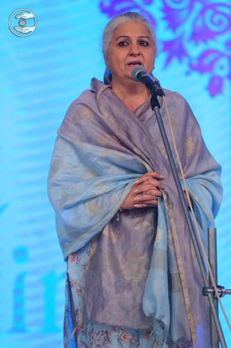 SNM Zonal Incharge, Andhra Pradesh and Telangana, Holy Sister Mohini Ahuja Ji from Hyderabad